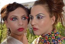 http://www.perfectmakeup.ro/machiaj-fantezie / Fantasy makeup