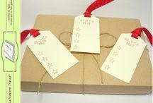 Weihnachten Christmas / Geschenkanhänger, Weihnachtsdeko
