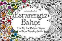 Her Yaş İçin Bulmaca, Boyama ve Desen Tamamlama Kitapları / Online Alışveriş www.sanatsa.com Hobi & Sanatsal Malzemeler