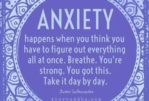 Anxious? Cheio de ansiedade? / Dive in to know how to beat the sh..... out of it!!! And we can!!!!