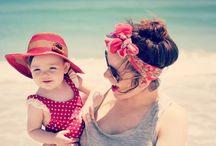 mama & baby / by Jessica Hawley-Gamer
