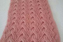 Πλεκτές κουβέρτες