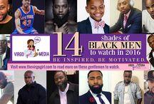 Digital Age Black Men to Follow for Inspiration
