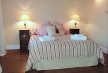"""A Charming Bed and Breakfast in Country France / Le Logis is a charming Bed and Breakfast in a delightful riverine village in country France - ideal for long stayers wishing to explore this wonderful, historic region and groups who want to spend time socialising together and enjoying the """"French experience""""."""