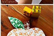 Fall/Halloween activities for toddler