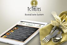 TcTastes - mobile application