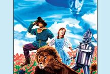 Oz Pictures & Paintings / Pictures and paintings that incorporate The Wizard of Oz.