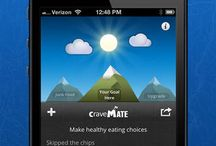 """App for iPhone / What is the buzz about #CraveMate? Find out what others have to say about the mobile app that helps you conquer #junkfood #cravings.  """"What if there were an iPhone app that would help you conquer your junk food cravings, help keep you from eating that quart of ice cream at bedtime, or that whole bag of popcorn while watching TV? Enter CraveMate from Primitive Response Technology, LLC."""""""
