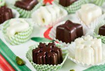 cioccolatini pistacchi