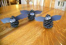 kidcrafts.pinecones / by Tara Renee Sumner