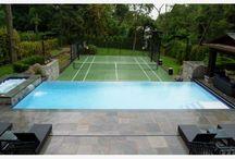 Tennis Court Inspiration/Ideas
