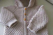 abriguitos sweters