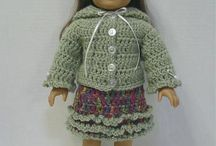 american doll crochet patterns