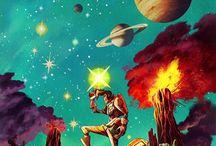 SPACE * DANDY