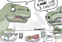 T-Rex oh how I love you!