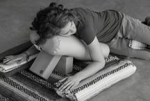 Restorative yoga / Yoga / by Elisa S
