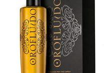 Orofluido / Orofluido is pure sensuality, a celebration of the senses.