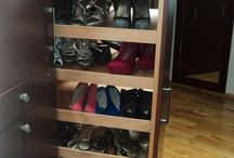 storage ideas for shoes