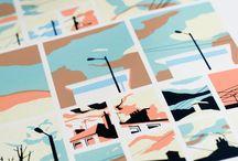 Prints & Illustrations
