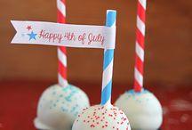 Fourth of July! / by Carollee Lockwood