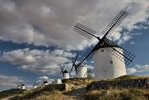 Mi querída España