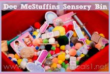 Sensory activities / So much fun