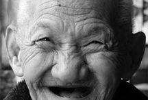 portréty starých lidí