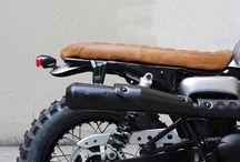 Moto Becane Custom