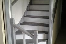 Escaliers relooking