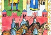 zesde klas middeleeuwen
