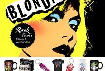 Rock Band Merchandise