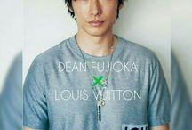 Actor Dean Fujioka