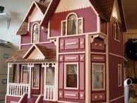 Doll Houses and accessories for kids of all ages / Doll houses aren't just for children. I love them! There are doll houses for all ages and they are just so adorable too! / by Number1Toy
