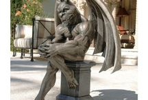 13 Awesome Gargoyle Statues for your Gothic Home