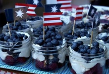 Fourth of July / Party & Fun Ideas for Our National Day / by Lisa MP