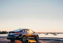 Timing is everything. #Chrysler #Chrysler200 #200 #drive #ride #travel #roadtrip #sunrise #sunset #harbor #view - photo from chryslerautos