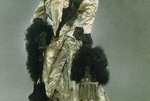 Couture vintage / Couture fashion 1800-1900