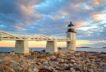 Maine Photography / Showing off the beauty of America's Vacationland... one of my top 5 favorite states to visit.