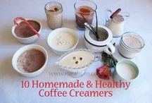 Coffee creamers / by Jennifer Askew