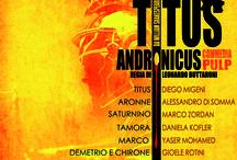 Poster e locandine / locandine teatro #teatro, #poster, #locandina