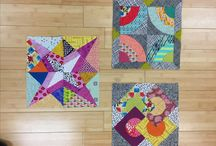 Delilah TOM / Template of the Month at Intown Quilters