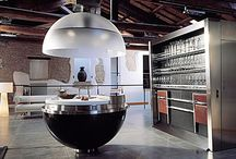 Kitchen and Bathrooms / by Pier Paolo Mucelli