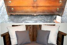 reuse: furniture
