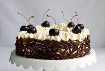 Black Forest / Cherry & Chocolate