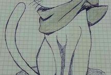 Moje kresby, náčrty, gifi, animace / Moje kresby, náčrty, gifi, animace