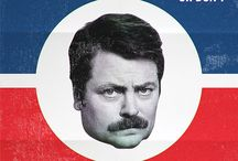 Ron Swanson is my favorite