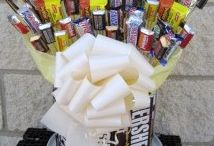Candy Bouquets / by A Peek Into My Paradise