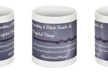 Speaking of Witch Goodies / Just a few things to remind you of us daily!
