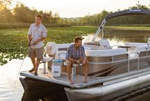 Sweetwater Pontoon Boats / by Godfrey Pontoons
