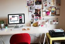 Workspaces / Inspirational and beautiful workspaces